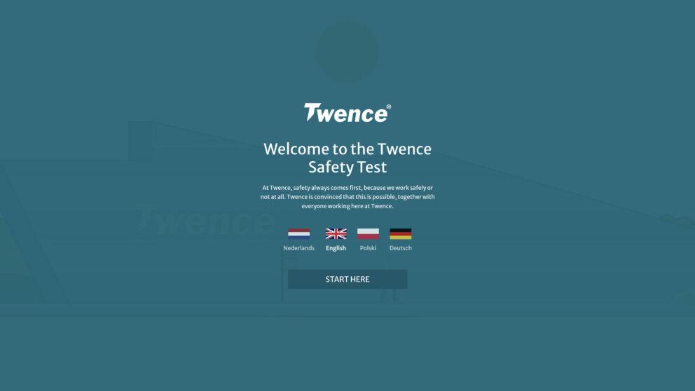 Safety test Twence